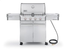 SUMMIT® S-420™ NATURAL GAS GRILL - STAINLESS STEEL