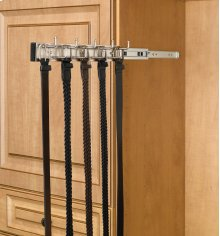 "Rev-A-Shelf - BRC-12NS-CR - 12"" Static Belt Rack"