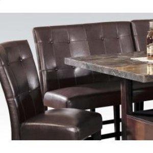 Dining Love Chair Walnut Leg