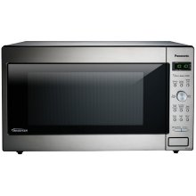 2.2 Cu. Ft. Built-In/Countertop Microwave Oven with Inverter Technology - Stainless Steel - NN-SD945S