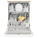 Whirlpool Heavy-Duty Dishwasher With 1-Hour Wash Cycle
