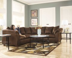 Darcy Cafe Sectional Product Image