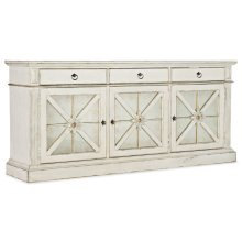Home Entertainment Sanctuary Premier Console Entertainment Blanc