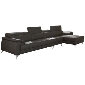 Ashley Furniture Tindell - Gray 3 Piece Sectional