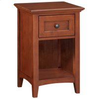 GAC 1-Drawer McKenzie Nightstand Product Image