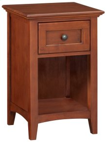 GAC 1-Drawer McKenzie Nightstand