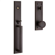 Venetian Bronze Hollywood Hills Full Escutcheon Handleset