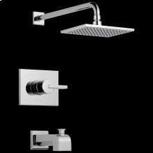 Chrome Monitor ® 14 Series Tub & Shower Trim