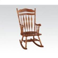 Dark Walnut Rocking Chair