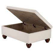 Camille Storage Ottoman Product Image