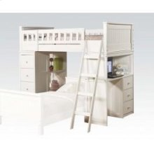 Kit- Willoughby White Loft Bed