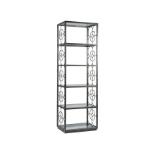 Honeycomb Slim Etagere