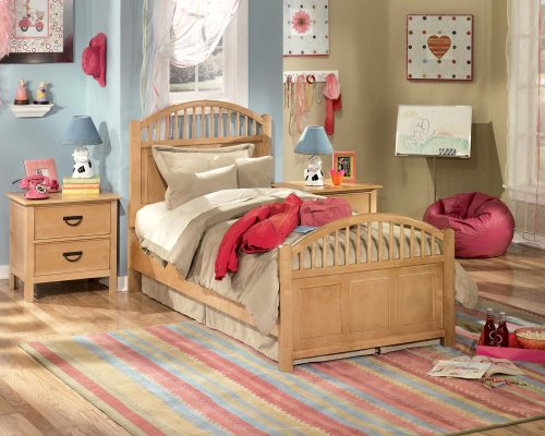 Lonnix - Silver Finish 3 Piece Bed Set (Twin)
