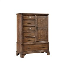 Telluride Six Drawer Gentlemen's Chest