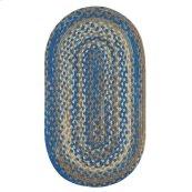 Garrison Bluestone Braided Rugs