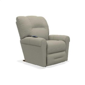 Easton Power Rocking Recliner w/ Head Rest & Lumbar