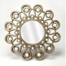 Enjoy this mirror in any room in your home. It's stylish flower inspired frame gives it that little something extra that makes the mirror pop, as opposed to simple mirrors that just hang on your wall. Enjoy not only admiring this mirror, but the reflectio Product Image
