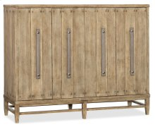 Living Room Urban Elevation Four-Door Credenza