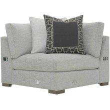 Nicolette Corner Chair in Mocha (751)