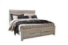 Bellaby - Whitewash 4 Piece Bed Set (King)