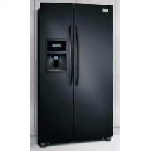 Ebony 26 Cu. Ft. Standard-Depth Refrigerator