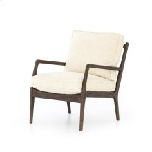 Norris Occasional Chair-sheepskin Natura