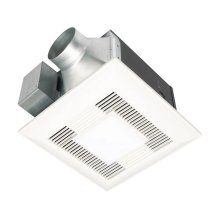 WhisperLite® 110 CFM Ceiling Mounted Fan/Light Combination