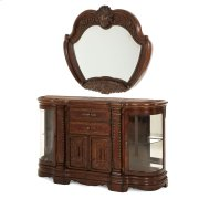 Sideboard & Mirror Product Image