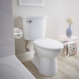 VorMax HET Elongated Toilet  1.28 GPF  American Standard - Bone