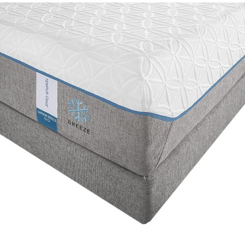 TEMPUR-Cloud Collection - TEMPUR-Cloud Supreme Breeze - Queen