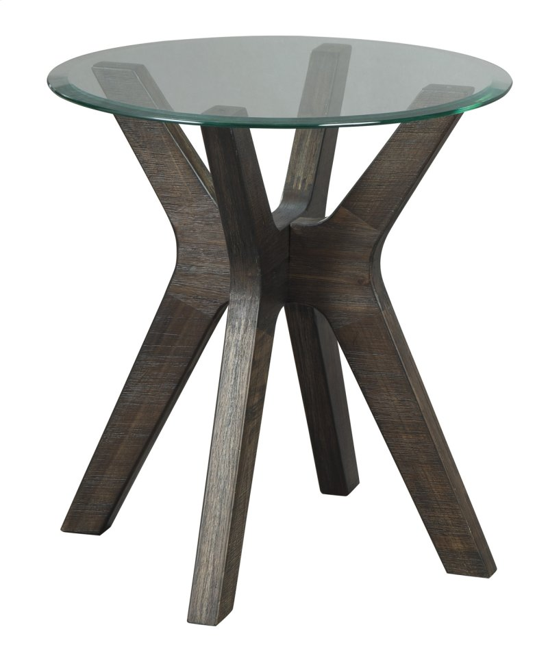 T3486 In By Ashley Furniture In Fairbury Il Round End Table