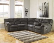 RAF Reclining Loveseat Product Image