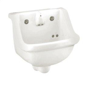 Prison Sink  American Standard - White
