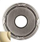 Lifetime Polished Brass 5021 Estate Rose Product Image