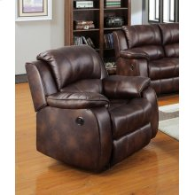BROWN P-MFB RECLINER