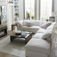 Envelop 6pc L-Shaped Sectional