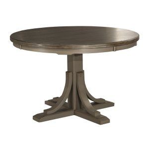 Hillsdale FurnitureClarion Round Dining Table - Distressed Gray