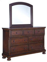 Porter - Rustic Brown 2 Piece Bedroom Set Product Image