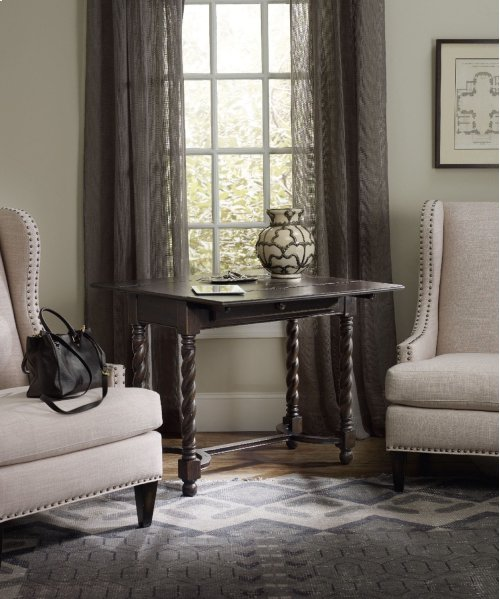Living Room Treviso Flip-Top Accent Table