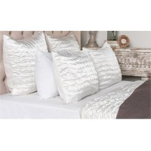 Aura Ivory 3pc Queen Set