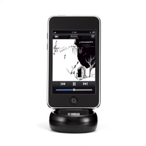 YamahaYIT-W10BL Wireless transmitter for iPod