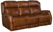 Living Room Emerson Power Recliner Sofa w/ Power Headrest