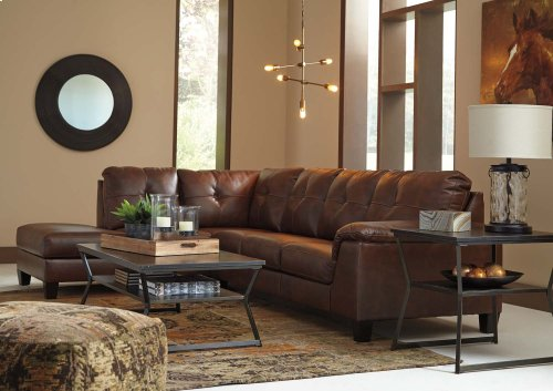 Goldstone - Autumn 2 Piece Sectional
