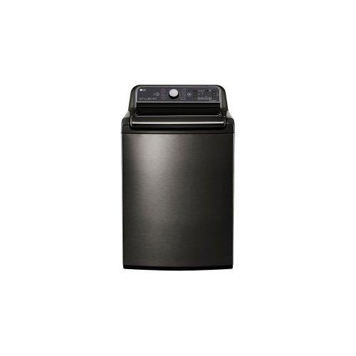 6.0 Cu. Ft. MEGA Capacity Top Load Washer With Turbowash Technology