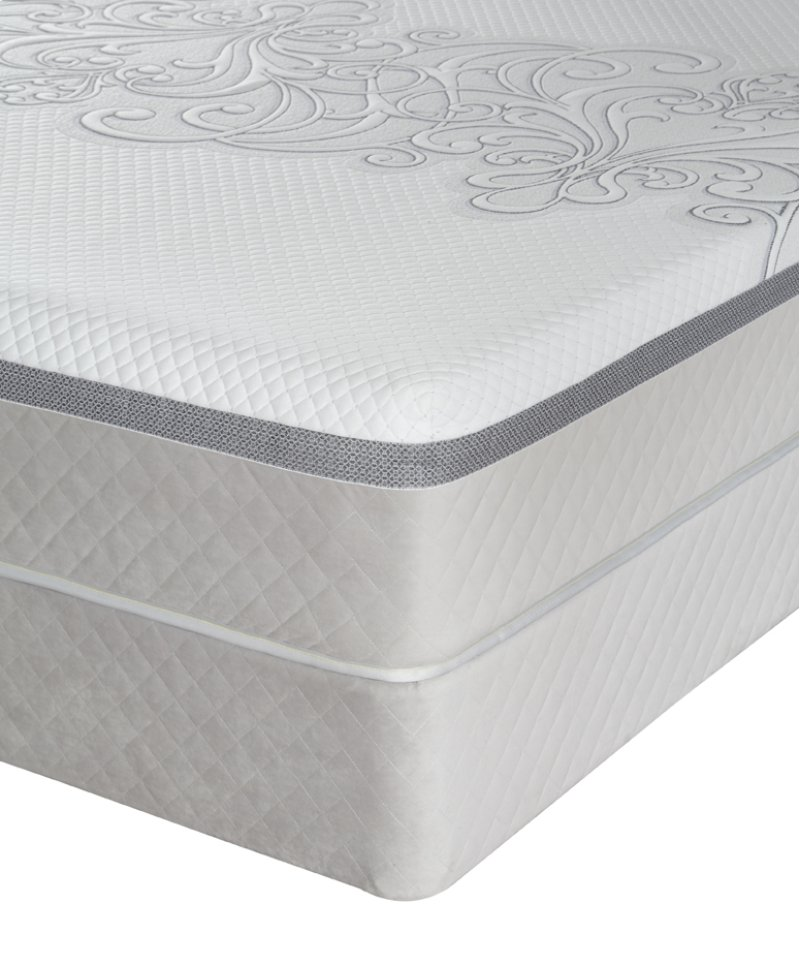 Posturepedic Hybrid Series Trust Cushion Firm Queen