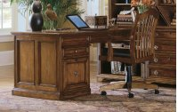 Home Office Brookhaven Peninsula Desk Product Image