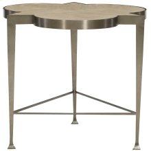 Santa Barbara Chairside Table in Sandstone (385)