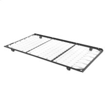 Low Boy 39-Inch Link Spring Roll Out Trundle Bed, Twin