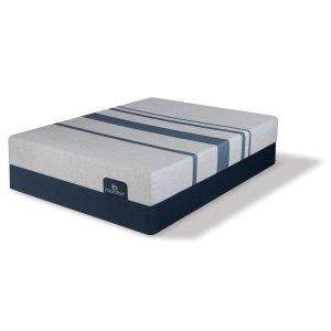 SertaiComfort - Blue 100 - Tight Top - Gentle Firm - Cal King