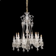 Treviso 20 Light Chandelier